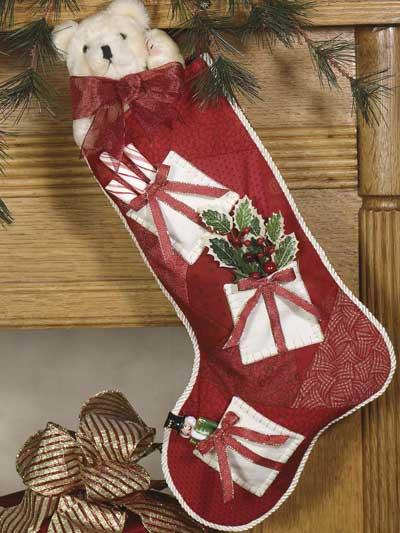 Christmas Keepsake Stocking