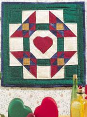 Free Valentine S Day Quilt Patterns Page 1